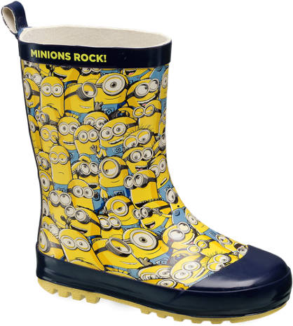 Minions Minions Welly