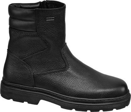 Gallus Leder Boots gefüttert, Weite: G