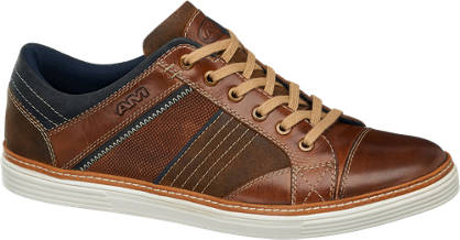 AM SHOE Leder Sneakers
