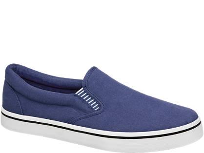 Vty Leinen Slip On Sneakers