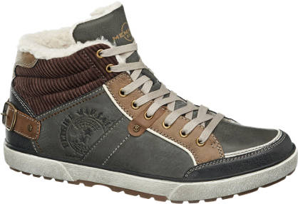 Memphis One Mid Cut Sneakers gefüttert