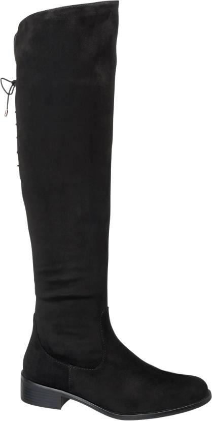 Graceland kozaki damskie overknee