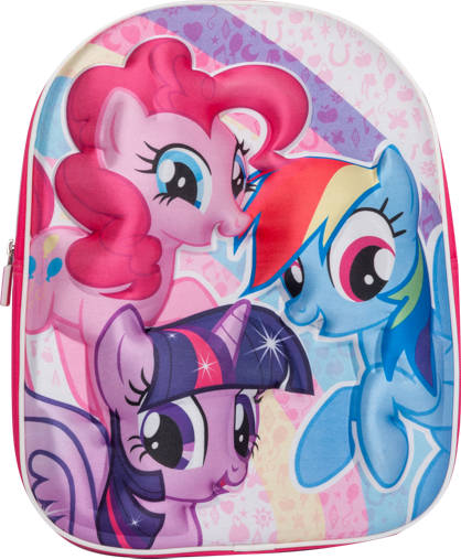 My Little Pony 3D Backpack
