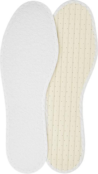 Ocean White Insoles (Size 2.5-3)