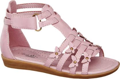 Cupcake Couture Pink kislány szandál