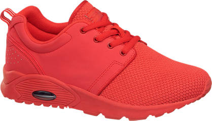 Graceland Piros légpárnás sneaker