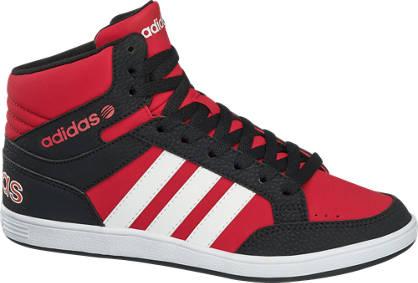adidas neo label Piros magasszárú HOOPS MID K sportcipő