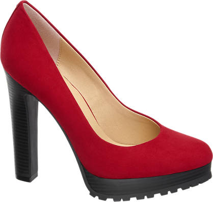 Catwalk Plateau Pumps