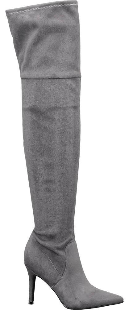 Graceland kozaki damskie za kolano
