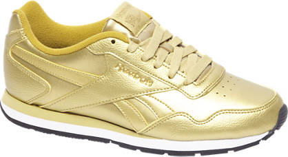 Reebok Royal glide metallic gold