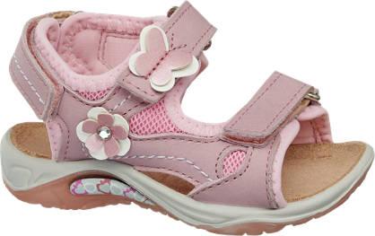 Bärenschuhe Rózsaszín babacipő