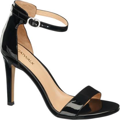 Catwalk Sandalette bis Größe 46