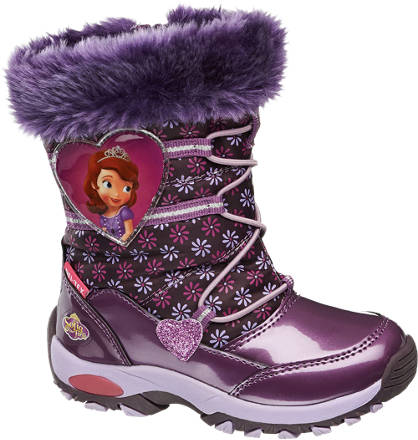 Sofia the First Schnee Boots