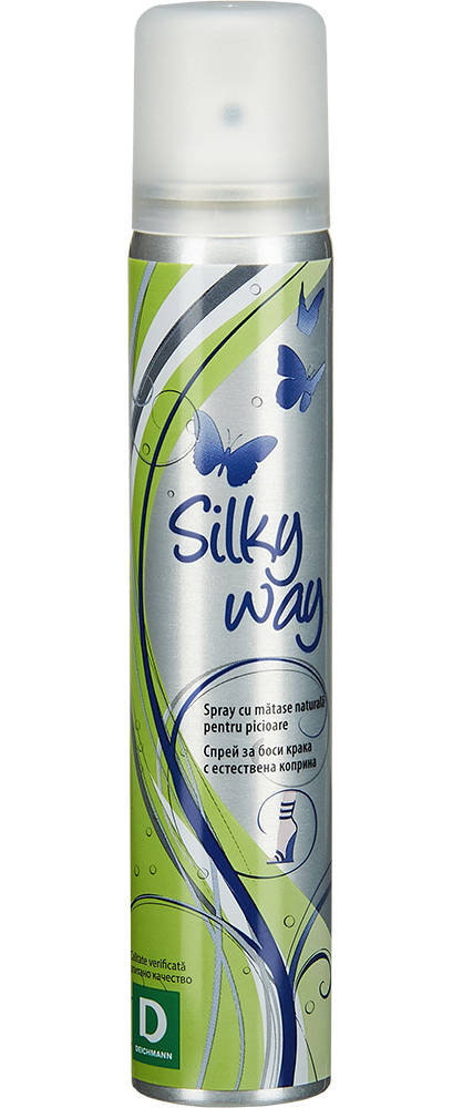 Silky Way - Barfods Spray