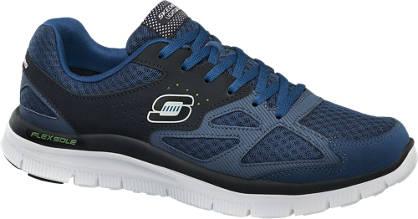Skechers Blauwe lightweight sneaker memory foam