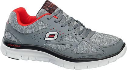 Skechers Grijze lightweight sneaker memory foam