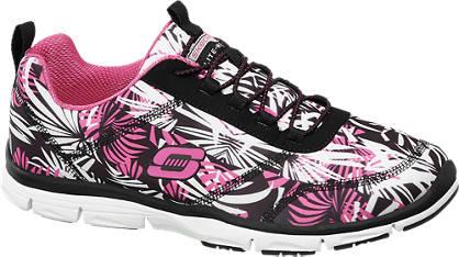 Skechers Roze lightweight sneaker memory foam
