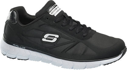 Skechers Zwarte sneaker memory foam