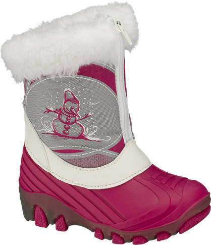 Cortina Snowboot Bambina