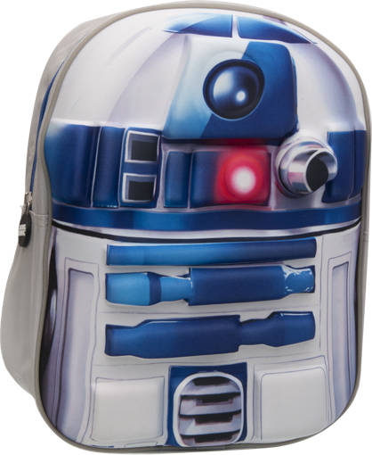 Star Wars Star Wars R2D2 3D Backpack