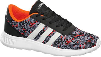 adidas neo label Szürke mintás Lite racer K sportcipő