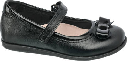 Bärenschuhe Toddler Leather Bar Shoe