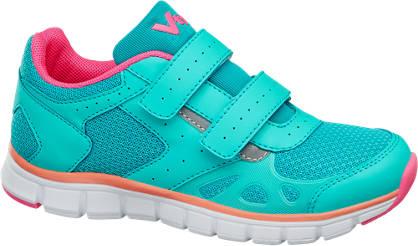Vty Türkíz tépőzáras sneaker