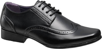 US Brass Lace Up Microfresh Shoe
