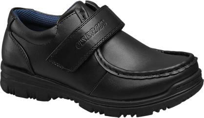 US Brass Single Strap Chunky Shoe