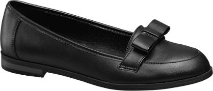 US Brass Bow Trim Loafer