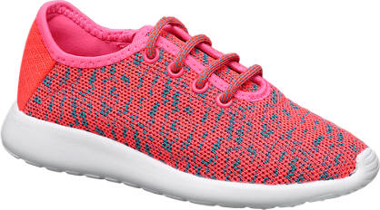 Vty VTY Junior Girls Lace-up Trainers