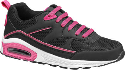 Vty VTY Ladies Lace-up Trainers