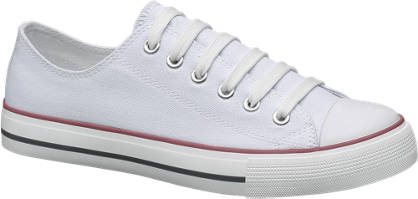 Vty VTY Ladies Lace-up Canvas