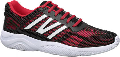 Vty VTY Mens Lace-up Trainers