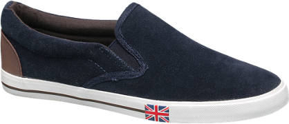 Venice Venice Mens Slip-on Canvas