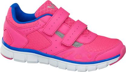 Vty Roze sneaker klittenband