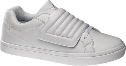 Vty Witte sneaker klittenband