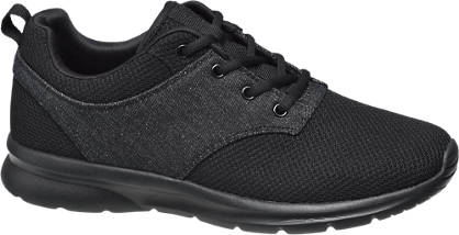 Vty Zwarte sneaker lightweight