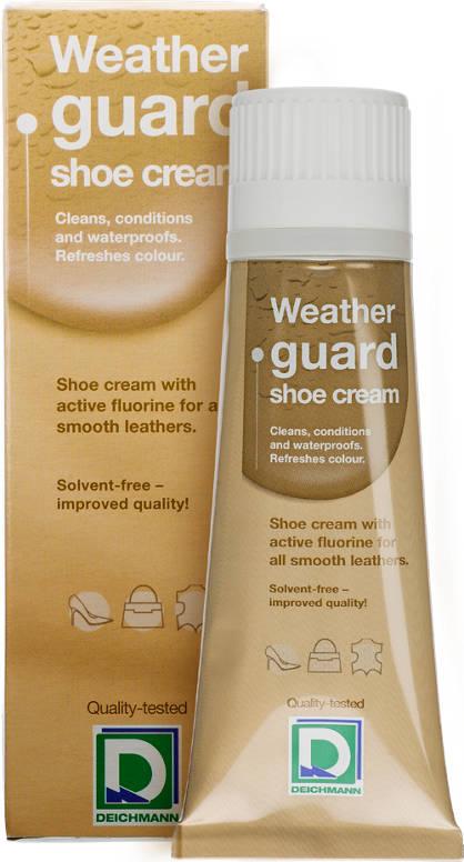 Weatherguard Brown Shoecream