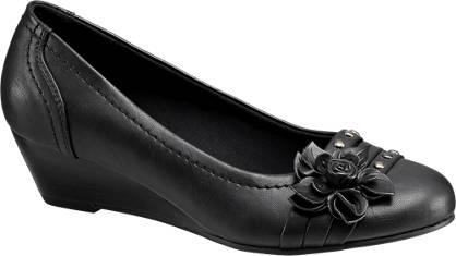 Graceland Wedge Court Shoes