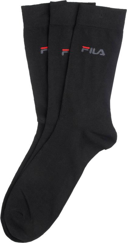 Fila 3er Pack Socken Gr. 39-42/43-46