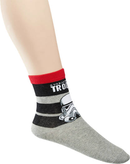 Star Wars 3er Pack Socken Gr. 27-30/31-34/35-38
