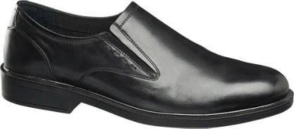 Claudio Conti loafer - Læder
