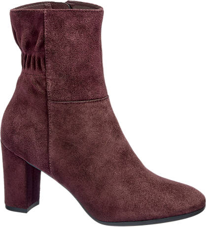 5th Avenue Suede Ankle Boot