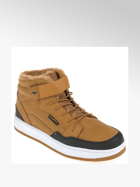 Kangaroos Mid-Cut Sneakers - Kerry S
