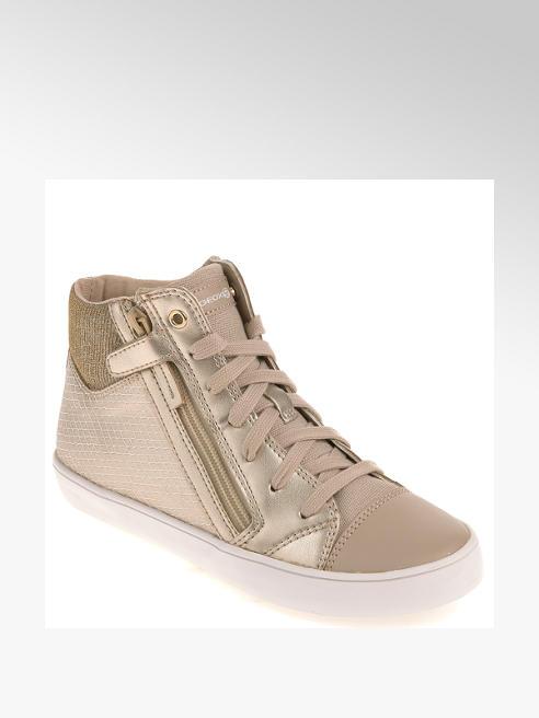 Geox Mid Cut Sneakers