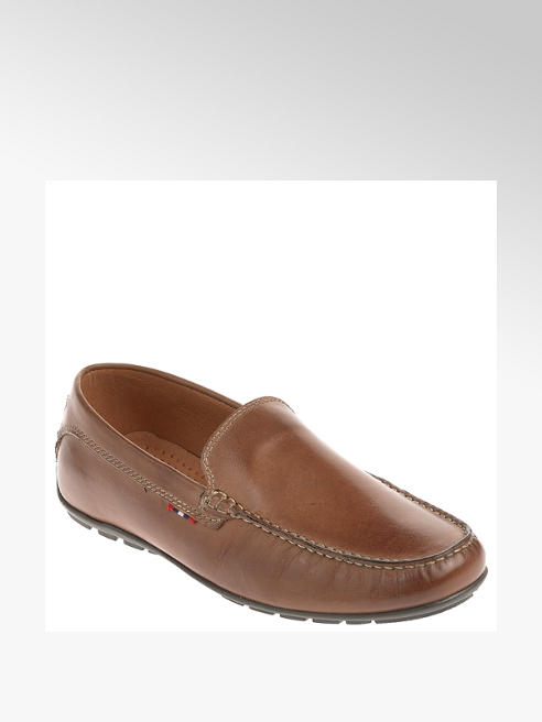 Fortini Leder Slipper