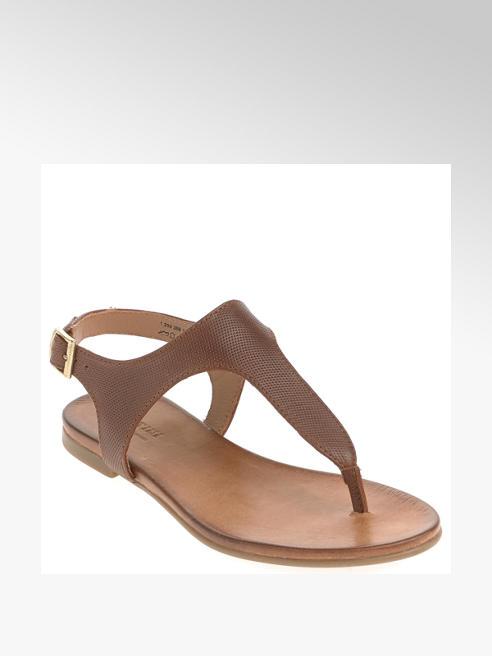 Fortini Sandalen mit Zehensteg