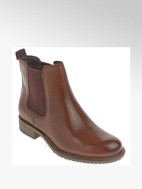 Tamaris Leder Chelsea Boots