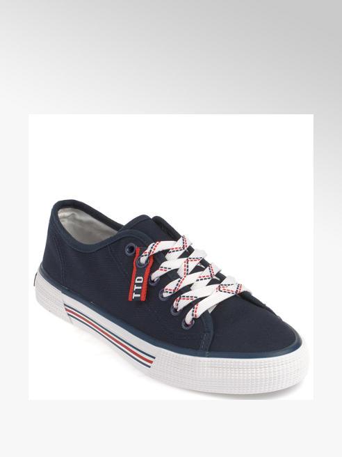 Tom Tailor Leinen Sneakers